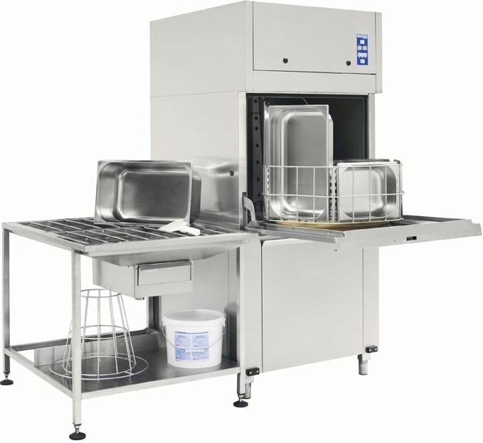 מודרני מדיח כלים תעשייתי - מדיחי כלים תעשייתיים - קצב מטבחים OY-74