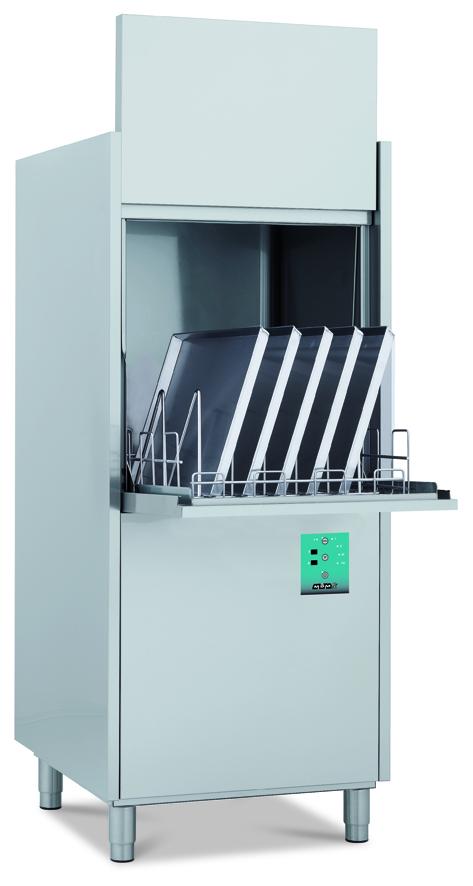 ענק מדיח כלים תעשייתי - מדיחי כלים תעשייתיים - קצב מטבחים ZG-65